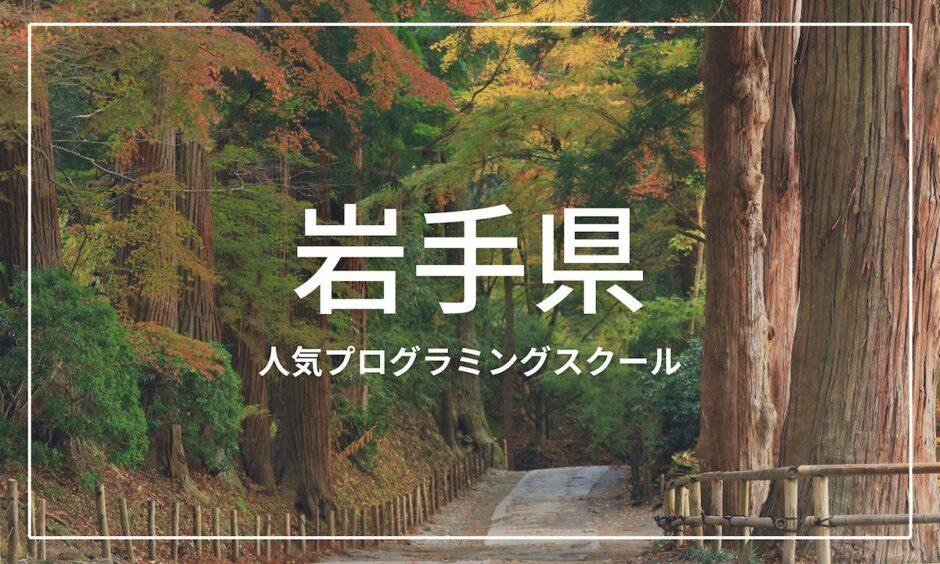 岩手県 プログラミングスクール