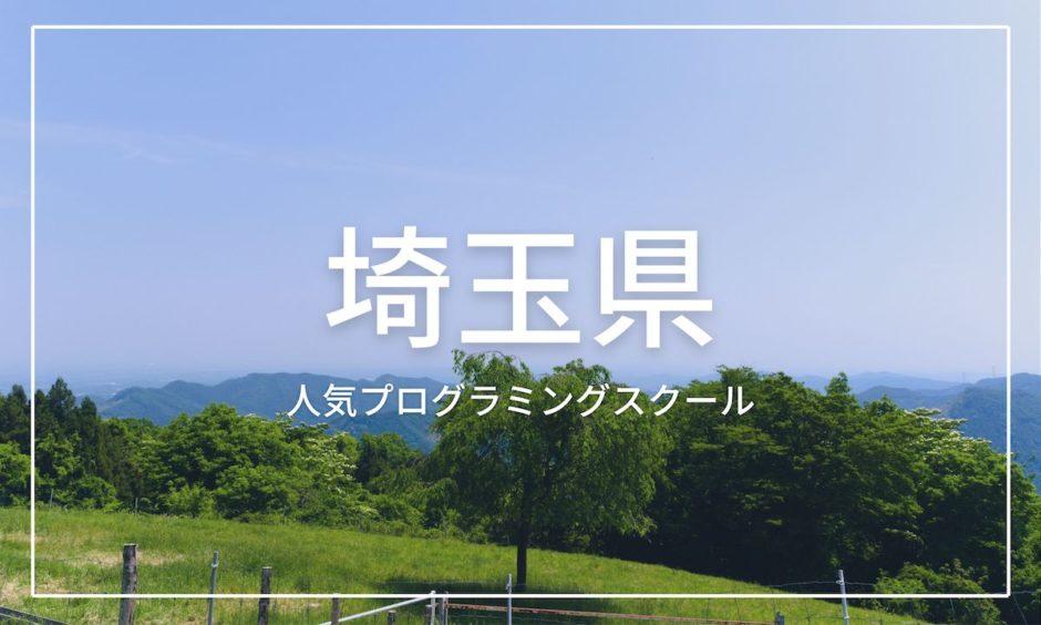 埼玉県 プログラミングスクール