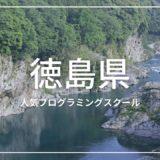 徳島県 プログラミングスクール