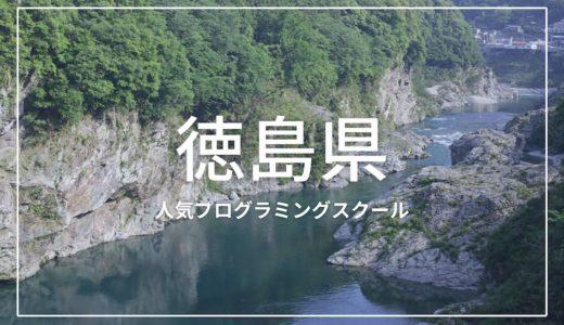【2020最新】徳島プログラミングスクールおすすめ5選!転職支援・料金比較・特徴まとめ
